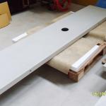 Betonarbeitsplatten und Waschtische aus Sichtbeton