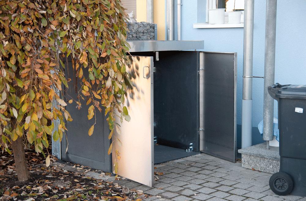 Mülltonnenbox aus Betonfertigelementen_013